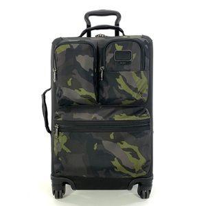 Tumi Briley International Carry On Green Camo